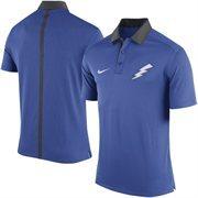 Men's Nike Royal Air Force Falcons 2015 Coaches Sideline Dri-FIT Polo