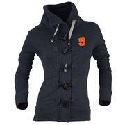 Women's Renu Navy Syracuse Orange Nantucket Toggle Zip Jacket
