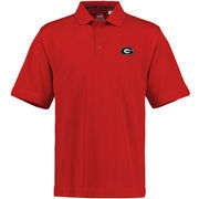 Cutter & Buck Georgia Bulldogs Red Championship Polo
