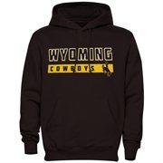 Wyoming Cowboys Centurion Hoodie - Brown