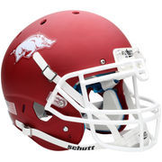 Schutt Arkansas Razorbacks Full Size Authentic Helmet