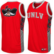 Mens UNLV Rebels Scarlet Backcourt Basketball Jersey