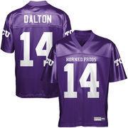 Andy Dalton TCU Horned Frogs Football Jersey - Purple