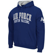 Men's Stadium Athletic Royal Air Force Falcons Double Arches Pullover Hoodie