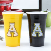Appalachian State Mountaineers Home and Away Cup Set