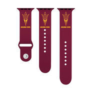 Maroon Arizona State Sun Devils Sport Watch Band - Fits The Apple Watch
