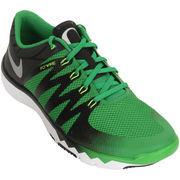 Men's Nike Green Oregon Ducks Trainer 5.0 Performance Shoe