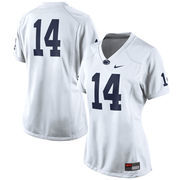 Women's Nike No. 14 White Penn State Nittany Lions Game Jersey