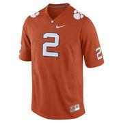 Men's Nike Sammy Watkins Orange Clemson Tigers Alumni Football Jersey