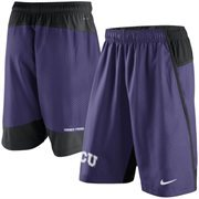 Men's Nike Purple TCU Horned Frogs Fly 3.0 Shorts
