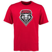 Men's Red New Mexico Lobos Mallory T-Shirt