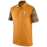 Men's Nike Orange Tennessee Volunteers 2016 Early Season Coaches Dri-FIT Polo