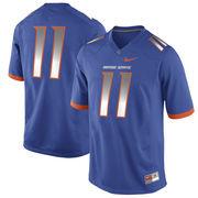 No. 11 Boise State Broncos Nike Replica Football Jersey - Royal Blue