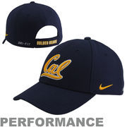 Cal Bears Nike Performance Dri-FIT Classic Adjustable Hat - Navy Blue