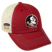 Men's Top of the World Garnet Florida State Seminoles 2016 Orange Bowl Bound Trucker Adjustable Hat