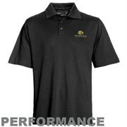 Cutter & Buck Southern Miss Golden Eagles Black DryTec Championship Performance Polo