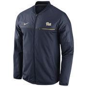 Men's Nike Navy Pitt Panthers 2016 Sideline Elite Hybrid Performance Jacket
