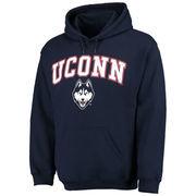 Men's Fanatics Branded Navy UConn Huskies Campus Pullover Hoodie