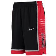 Men's Nike Black/Red UNLV Rebels Basketball Shorts
