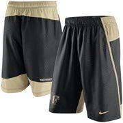 Men's Nike Black Wake Forest Demon Deacons Fly 3.0 Shorts