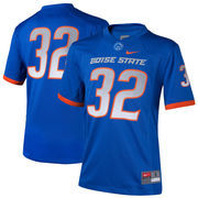 Youth Nike No. 32 Royal Boise State Broncos Replica Football Jersey