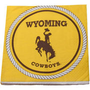Wyoming Cowboys 16-Count Luncheon Napkins
