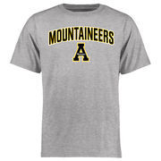 Men's Ash Appalachian State Mountaineers Proud Mascot T-Shirt