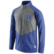Men's Nike Royal Duke Blue Devils 2015-2016 On-Court HyperElite Dri-FIT Game Jacket