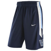 Men's Nike Navy Villanova Wildcats Replica On-Court Basketball Shorts