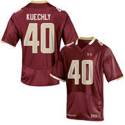 Luke Kuechly Boston College #40 Replica College Jersey - Cardinal