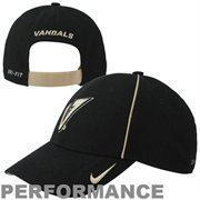 Nike Idaho Vandals Sideline Coaches Performance Hat - Black