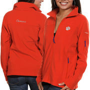 Columbia Clemson Tigers Give And Go Fleece Jacket - Orange
