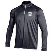 Men's Under Armour Black Butler Bulldogs 1/4 Zip Long Sleeve Tech T-Shirt