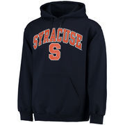 Men's Fanatics Branded Navy Syracuse Orange Campus Pullover Hoodie