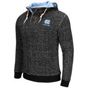 Men's Colosseum Navy North Carolina Tar Heels Camber Sweater
