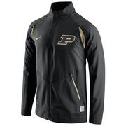 Men's Nike Black Purdue Boilermakers 2015-2016 On-Court HyperElite Dri-FIT Game Jacket