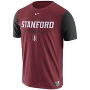 Men's Nike Cardinal Stanford Cardinal Baseball Performance T-Shirt