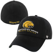 Southern Miss Golden Eagles Franchise Fitted Hat - Black