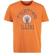 Men's Orange Illinois Fighting Illini Vault T-Shirt