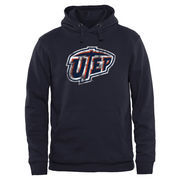 Navy UTEP Miners Classic Primary Pullover Hoodie