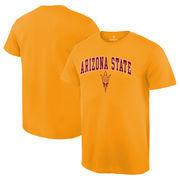 Men's Gold Arizona State Sun Devils Campus T-Shirt
