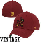 '47 Brand Iowa State Cyclones New Vault Franchise Fitted Hat - Cardinal