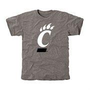 Cincinnati Bearcats Classic Primary Tri-Blend T-Shirt - Ash