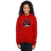 Women's Scarlet UNLV Rebels Classic Primary Pullover Hoodie
