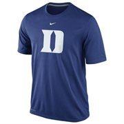 Nike Duke Blue Devils Logo Legend Dri-FIT Performance T-Shirt - Royal Blue