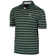 Mens South Florida Bulls Under Armour Green Trinity Performance Polo