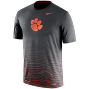 Men's Nike Black Clemson Tigers New Day Innovation T-Shirt