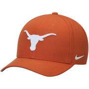 Men's Nike Texas Orange Texas Longhorns Wool Classic Performance Adjustable Hat