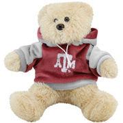 Texas A&M Aggies 8'' Plush Hoodie Bear