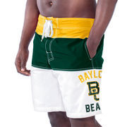 Men's Green Baylor Bears Tommy John Boardshorts